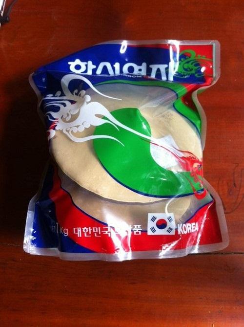 Nấm linh chi Hwoangsil Hàn Quốc giá 700 nghìn/kg
