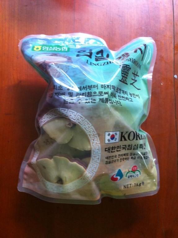 Nấm linh chi Imsil Hàn Quốc giá 700 nghìn/kg