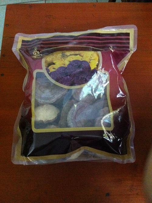Nấm linh chi núi đá ngọc Hàn Quốc giá 700 nghìn/kg